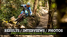 RESULTS: Sam Hill Wins EWS Continental Round in Tasmania