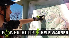 The Entire Bike Park in an Hour? POWER HOUR with Kyle Warner