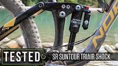 Tested: SR Suntour TriAir Shock