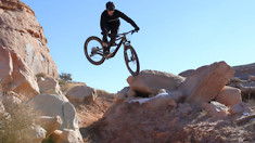 Modern Moab Monster Trucking with BikerBrayd