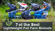 We Test 7 Lightweight Full Face Helmets | Roundup
