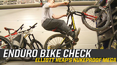 Enduro Bike Check - Elliott Heap's Nukeproof Mega