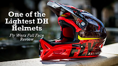 Vital Reviews One of the Lightest DH Helmets