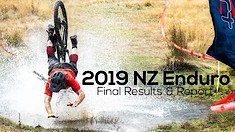 Final NZ Enduro Results and Race Reports