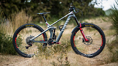 Florian Nicolai's Canyon Strive 29