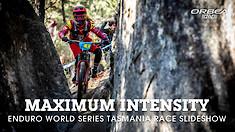 Maximum Intensity - Tasmania EWS Race Action