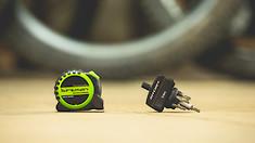 Ritchey Torque Key and Birzman Tape Measure in Vital Gear Club Box #8