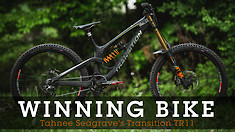 WINNING BIKE - Tahnee Seagrave's Transition TR11