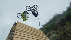 Danny MacAskill Barrel Rolls a Baby Trailer in 'Danny Daycare'