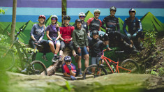 Inaugural Women Shred Cycling Festival Makes Its Mark