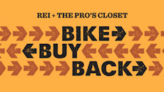The Pro's Closet and REI Want to Buy Your Bike