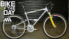 Bike of the Day: GT RTS 1995