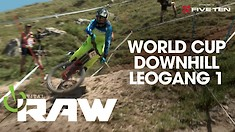 VITAL RAW - Scrubs, Skids & Speed - Leogang Day 1