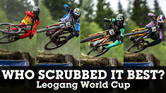 Who Scrubbed It Best? Leogang