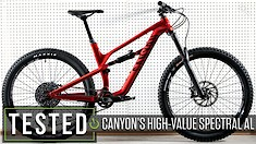 Tested: Canyon's Insanely High-Value Spectral AL 6.0
