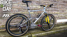 Bike of the Day: GT RTS2 1995