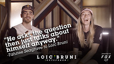 Tahnee Seagrave vs. Loic Bruni - Outspoken Episode 4