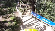 High-Speed Looseness, Hitting a Tree and Nailing THAT Gap - Minnaar Goes All in for Andorra POV