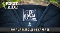 Innovative Materials and a Fresh Look for Royal's 20-Year Anniversary Apparel Range