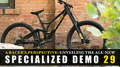 5a553b9f547 A DH Racer's Perspective: Unveiling the 2020 Specialized Demo 29 40