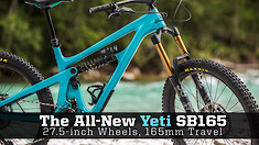Yeti SB150 and Ibis Ripmo Reviewed by Vital MTB's Top Member