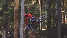 Remy Metailler Rides the Coast Gravity Park