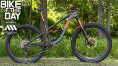 Bike of the Day: Guerrilla Gravity Smash