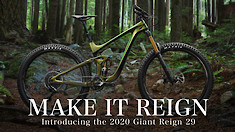 Make it Reign: Introducing the Giant Reign 29