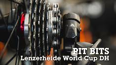 PIT BITS - Lenzerheide World Cup Downhill