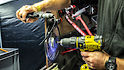 The Wizardry of Canyon Factory Racing Mechanic, Nigel Reeve