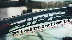 First Ride and Deep Dive: Zipp's Wild 3ZERO MOTO Wheels