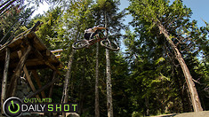 Hardtail Hucking - Daily Shot