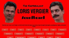 Check the Loris Vergier Soundboard and Learn To Communicate Like a Pro