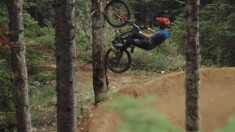 Kirt Voreis Owns Whistler Mountain Bike Park