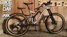 Bike of the Day: Scott Genius 710 Custom
