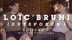 Loic Bruni Interviews Brendan Fairclough - OUTSPOKEN Episode 7