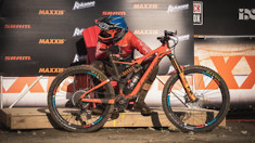 Take a Ride On Stage One of the Enduro World Series, Whistler