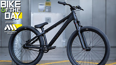 Bike of the Day: Airdrop Fade to Black