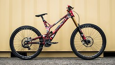 Aaron Gwin's World Champs Intense M27/29