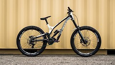 Remi Thirion's Worlds Commencal Supreme