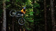 Jackson Goldstone Blitzes the Whistler Bike Park