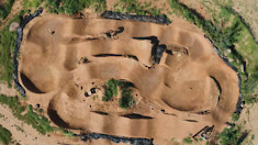 See Kyle Strait's Dream Mountain Bike Compound - Watts Happening