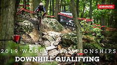 World Champs DH Qualifying Slideshow from MSA