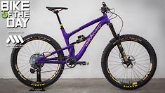Bike of the Day: Alchemy Arktos 275