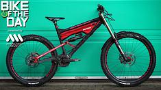 Bike of the Day: Nicolai Geometron GPI