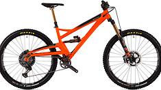 New 2020 Mountain Bikes from Orange