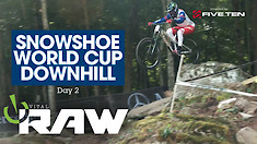 Vital RAW, Snowshoe, West Virginia, World Cup DH 2