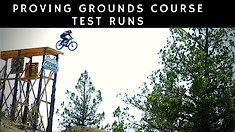 Cam McCaul Guinea Pigs Marzocchi Proving Grounds Course - Qualifier for Red Bull Rampage
