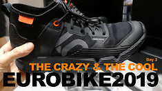 EUROBIKE - The Crazy and the Cool Day 3