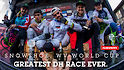 GREATEST DOWNHILL RACE EVER. Snowshoe World Cup DH Finals Slideshow